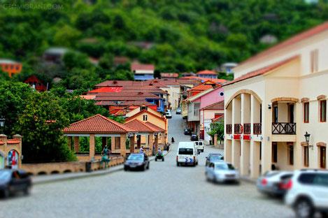 Грузинский «Город Любви» Сигнахи бьет рекорды по количеству туристов