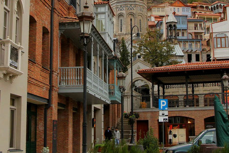 В Тбилиси резко выросло число выселенных должников