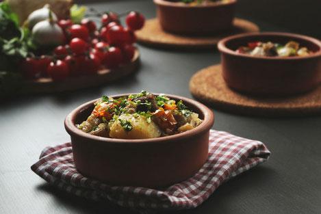 Два блюда грузинской кухни попали в десятку лучших постных блюд православного мира