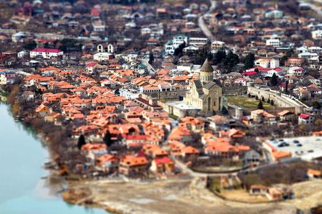 Древний грузинский город Мцхета вернулась в список Всемирного наследия UNESCO
