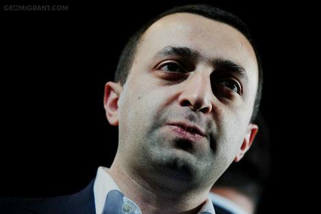 Иракли Гарибашвили покидает «Грузинскую Мечту»