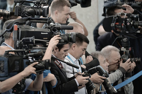 В Тбилиси пройдет международный кавказский медиафорум «Мир в эпоху потрясений»