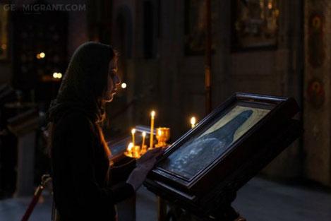 По стране святого Георгия. Тбилиси