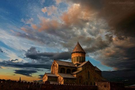 Копию Кафедрального Собора «Светицховели» установят в центре Москвы