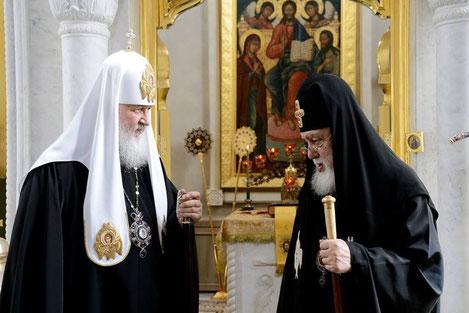 Патриарх всея Грузии Илия II выразил благодарность Русской церкви за признание Абхазии территорией Грузинской церкви
