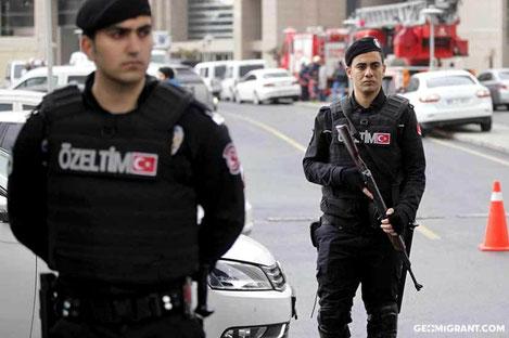 В Турции убиты трое гражданок Грузии