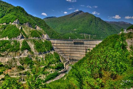 «Ингури ГЭС» станет туристической зоной мирового уровня