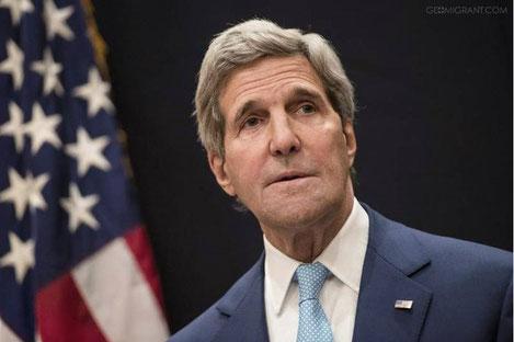 Госсекретарь США Джон Керри посетит Грузию