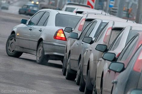 Грузия резко повышает цены за разтоможку старых машин