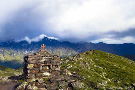 Туризм является самой развивающейся сферой в Грузии