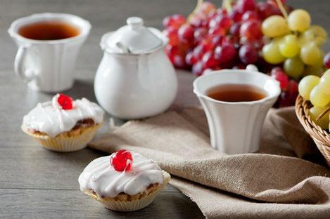 В Грузии презентовали абсолютно новый продукт «Винный Чай»