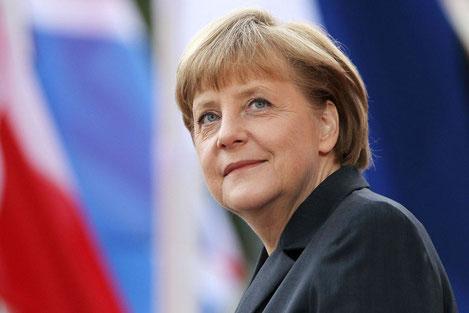 Ангела Меркель прибыла в Грузию