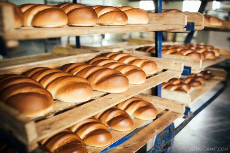 Насколько качественный хлеб продается в Грузии?