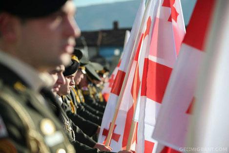 64 Грузинских военнослужащих будут награждены медалью «За спасение жизни»