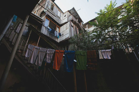 Тбилиси больше не может расти!..