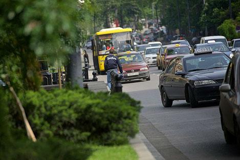 В Грузии вводится имущественный налог на автомобиль