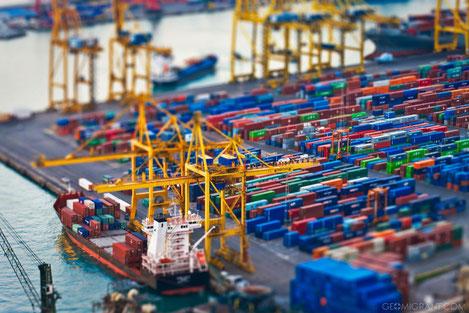 Грузия построит крупнейший грузовой порт на «Шелковом пути»