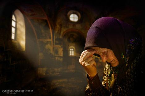 «Молитва матери, достигшая Небес» -  В Грузии сняли православный анимационный фильм