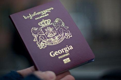 Новый паспорт гражданина Грузии уже можно заказать на дом в любую точку мира