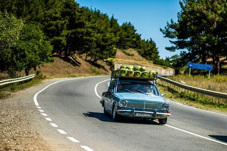 В Грузии вводят налог на владение автомашиной