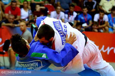Грузия завоевала первое золото на молодежной олимпиаде
