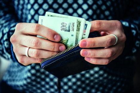 В Грузии запретили торговлю в иностранной валюте
