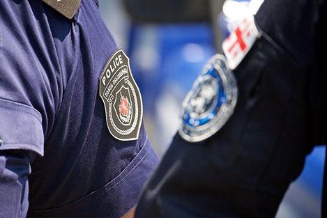 Пеший полицейский патруль приступил к охране туристов в Тбилиси
