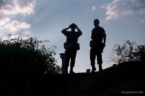 Армянские пограничники незаконно перенесли границу вглубь территории Грузии