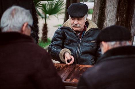 Трудоспособное население массово покидает Грузию