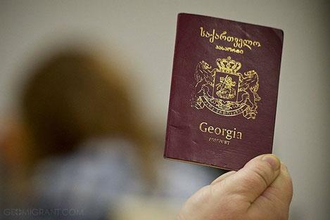 Грузинский паспорт стал еще сильнее