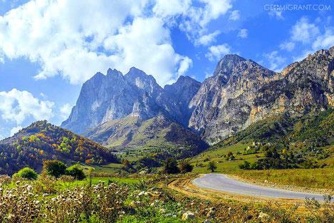 «Военно Грузинская Дорога» - 200 километров между Тбилиси до Владикавком