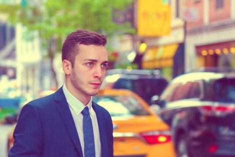 25 летний грузин стал лучшим полицейским Нью-Йорка