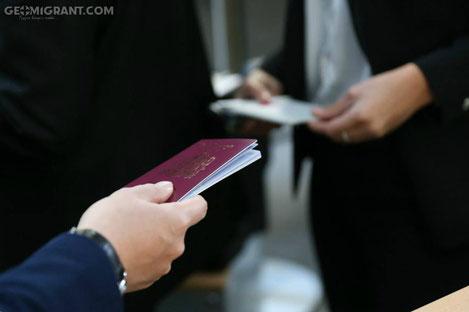 Граждане Грузии будут получать заграничный паспорт со скидкой