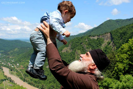 «Моя мечта, чтобы Грузию любили, как любил её Святой Серафим Саровский»