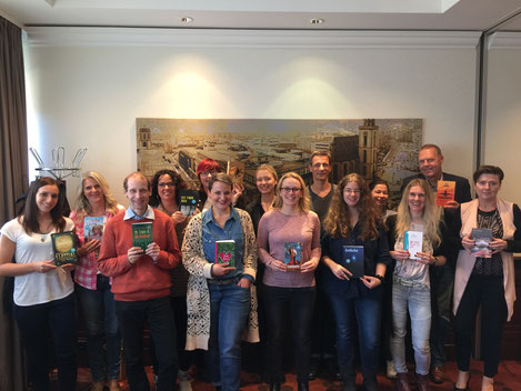 Frankfurter Buchmesse 2017 Autorencoaching