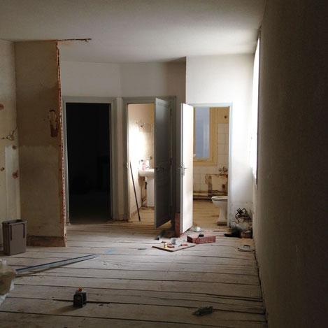 photo état des lieux - renovation montpellier