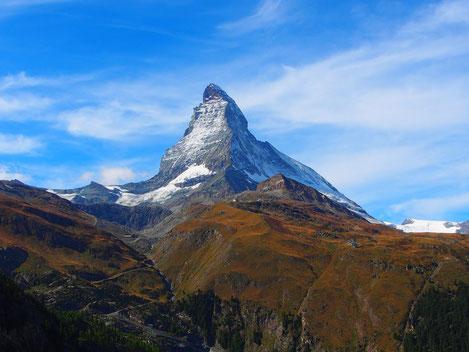 das Matterhorn, der Berg der Berge