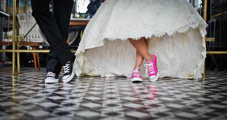 Freie Trauung - Brautpaar