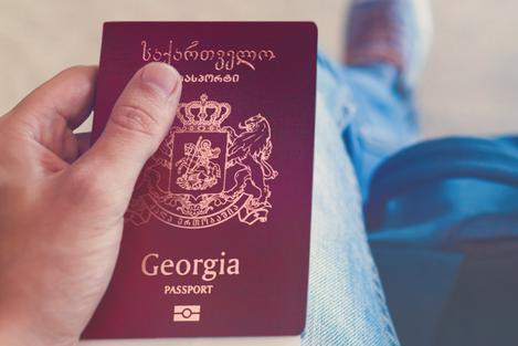 Гражданам Грузии разрешили иметь двойное гражданство