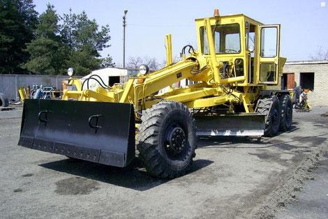 автогрейдер дз-133
