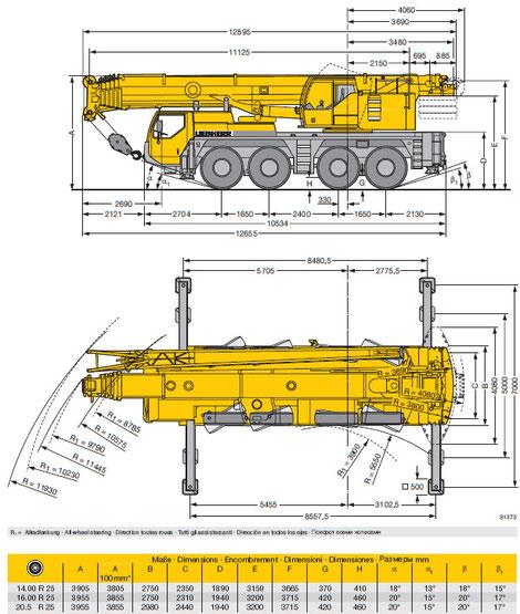 автокран 90 тонн санкт-петербург