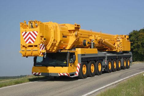 автокран 500 тонн