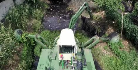 очистка каналов Watermaster