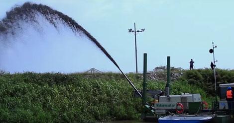 дноуглубительные работы watermaster
