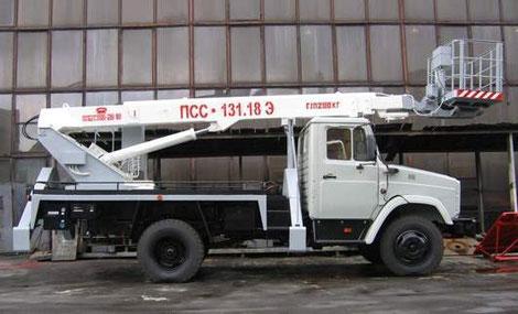 автовышка 18 м