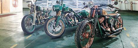 Jever Harley