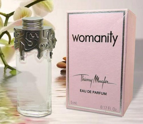 2012 - WOMANITY - EAU DE PARFUM 5 ML