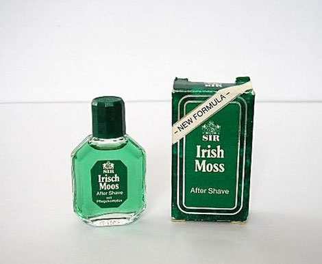 MUELHENS - SIR IRISCH MOSS : AFTER SHAVE