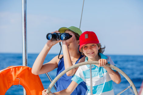 Segeltörn Familien Kos, Mitsegelreise Griechenland, Familiensegeln mit Skipper Kos