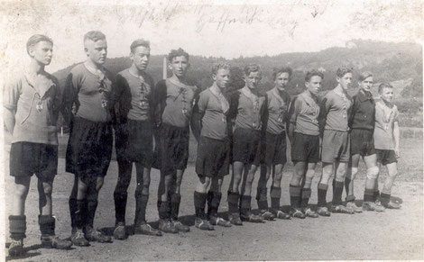 Sportverein VfR, Sommer 1942